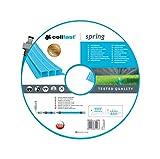Cellfast SPRING Bewässerungsschlauch, Feiner Regner , Länge 15m, anschlussfertig ausgestattet, Blau, 19-022N