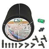 50m CS Perlschlauch Startup mit umfangreichem Zubehör-Set Z1.00