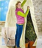 Pflanzen-Schutz Vlies'beige' 240x200cm,1 Stück