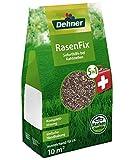 Dehner Saatgut Rasenfix zur Rasenreparatur, 5-in-1 Komplettlösung, 1.5 kg, für ca. 10 qm